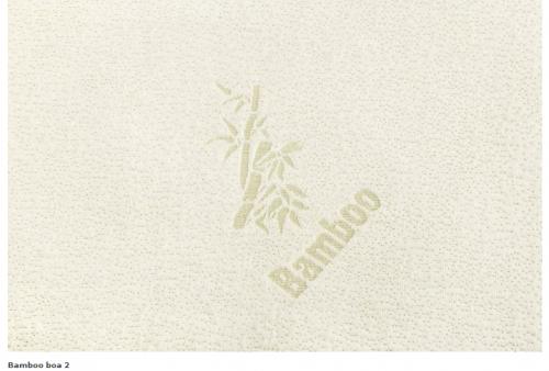 Poťah Bamboo na matrac BIOGEL