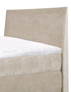 Kontinentálna posteľ ORIGINAL BOX BED, čelo HILLS.