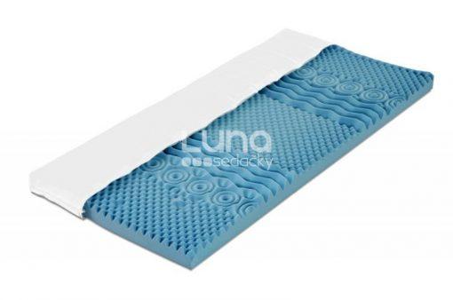 Matrac Curem Cover slúži ako krycia vrstva na znásobenie vynikajúcich vlastností výrobkov Curem C1000 – C5000 EGO, a tiež ako samostatná masážna relaxačná podložka na okamžité uvoľnenie chrbtového svalstva pri bolestiach.