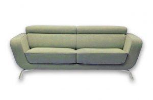 Moderná pohovka SEATTLE v zelenej farbe.