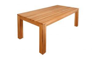 Rodinný jedálenský stôl LUX s dômyselným vysúvacím mechanizmom.