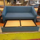 Výstavná sedačka PRIMA s rozkladom